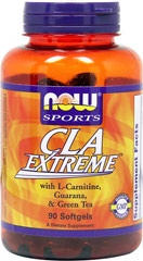 CLA Extreme <p><strong>From the Manufacturer's label:</strong></p>With L-Carnitine, Guarana, & Green Tea <p>CLA Extreme™ combines the benefits that active people are seeking with the proven effectiveness of Conjugated Linoleic Acid (CLA)</p><p>CLA Extreme™ will work best for those who exercise regularly, follow a sensible diet and take the product consistently.</p><p></p><p></p><p></p> 90 Softgels  $1