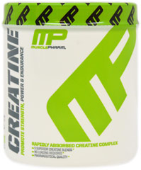 Creatine <p><strong>From the Manufacturer's Label:</strong></p><p>Creatine 300 Gram Powder is manufactured by MusclePharm.</p><p><strong></strong></p><p></p> 300 grams Powder  $17.99