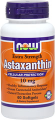 Extra Strength Astaxanthin 10 mg  60 Softgels 10 mg $29.99