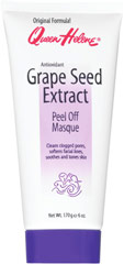 Queen Helene Grape Seed Extract Peel Off Masque  6 oz Each