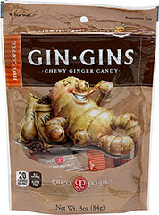 Hot Coffee Ginger Chews  3 oz Bag  $3.99