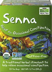 Senna Tea <p><strong>From the Manufacturer's Label:</strong></p><p>Sometimes you just gotta go, Senna Herbal Tea helps you get going. It is made with only one ingredient, Senna leaves.</p> 24 Tea Bags  $7.99