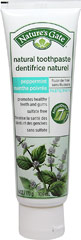 Crème de Peppermint Natural Toothpaste <p><strong>From the Manufacturer's Label: </strong></p><p>Crème de Peppermint Natural Toothpaste is manufactured by Nature's Gate®.</p> 6 oz Tube  $3.99