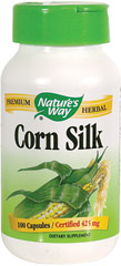 Corn Silk 400 mg  100 Capsules 400 mg $4.89