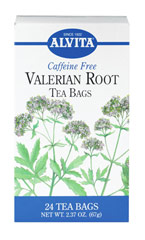 Valerian Root Tea <p><strong>From the Manufacturer's Label: </strong></p><p>Caffeine Free</p><p>Valerian Root tea is so delicious, enjoyable for any time of day! Known for it's benefits, this tea is made with only the finest ingredients.</p> 24 Tea Bags  $12.99