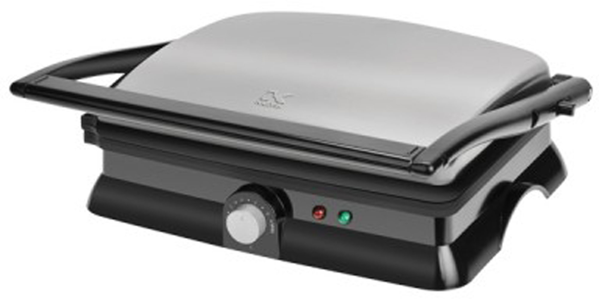 Kalorik Stainless Steel Panini Maker and Grill-1 Each 006196