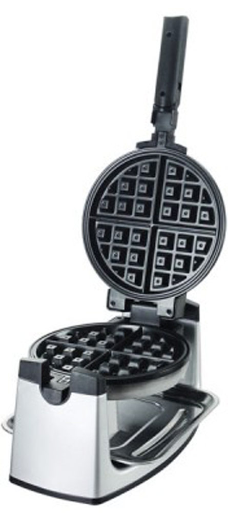 Kalorik Stainless Steel Rotary Belgian Waffle Maker-1 Each 006333