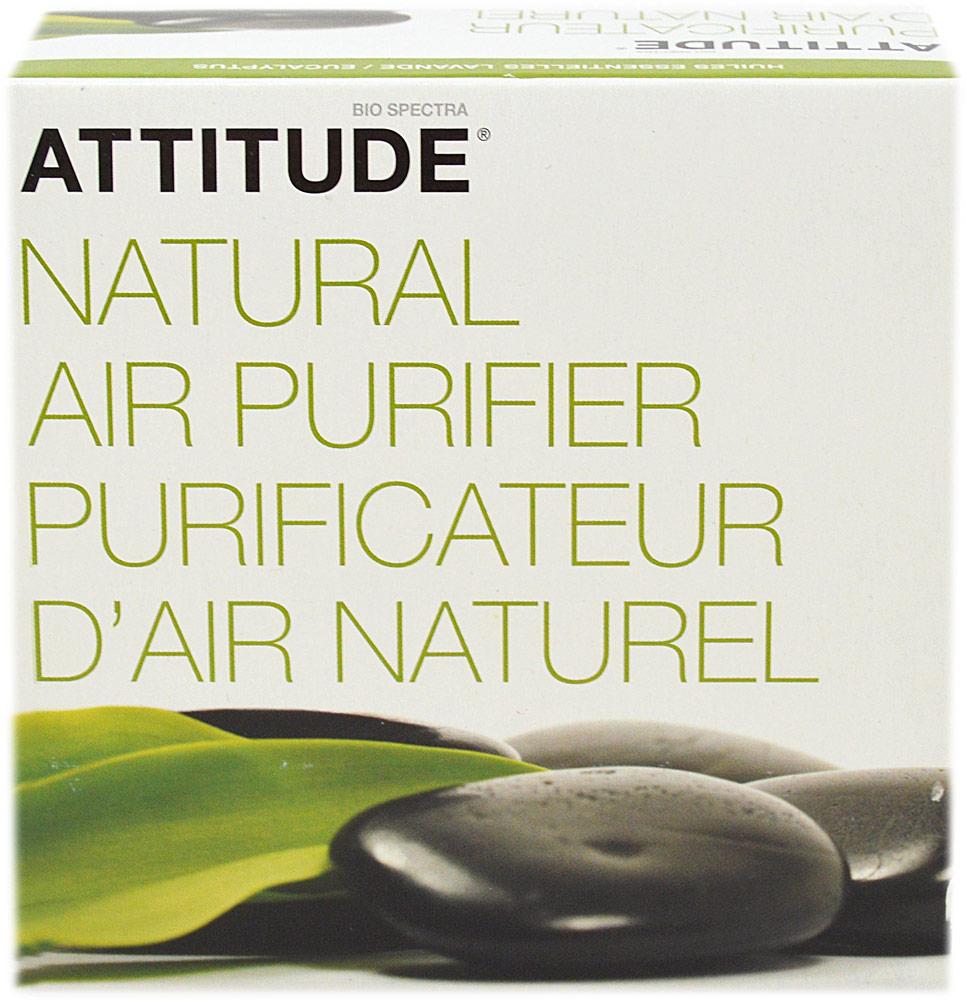 Attitude Lavender Eucalyptus Natural Air Purifier-8 oz Box 012204