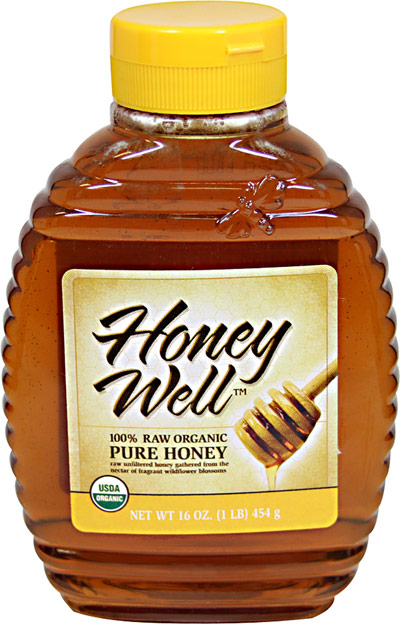 honey hair treatment - buy Honey Well 100% raw organic honey from Puritan's Pride