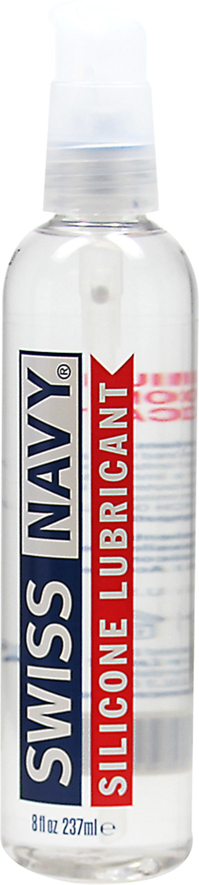 MD Science Swiss Navy Silicone Lubricant-8 oz Lubricant 033025