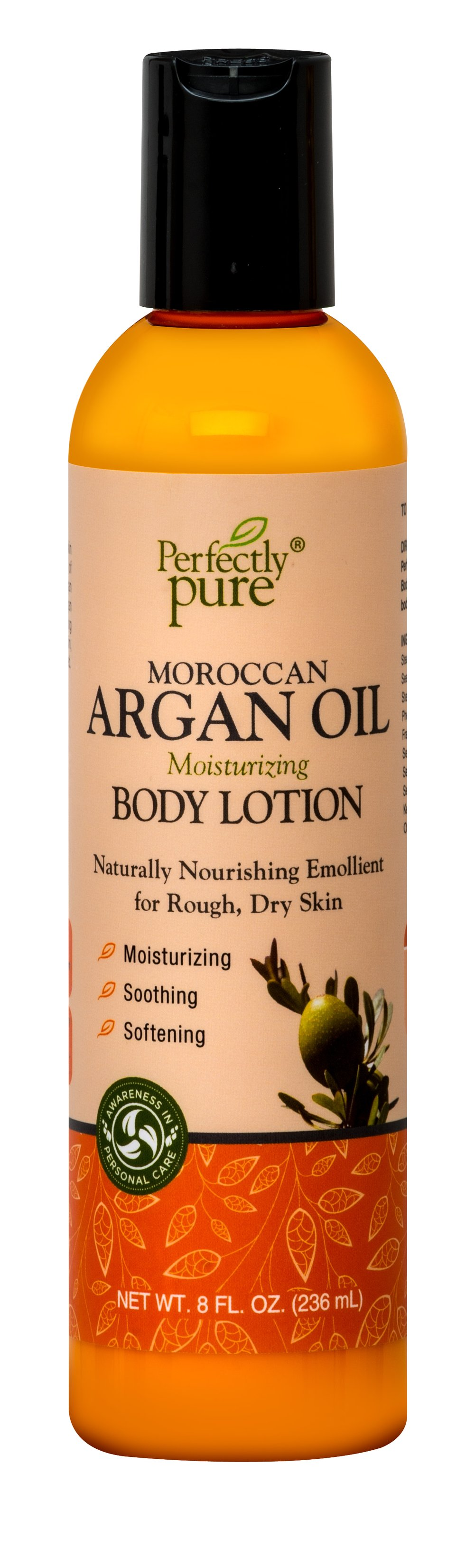 Perfectly Pure Moroccan Argan Oil Body Lotion-8 oz Lotion 051650