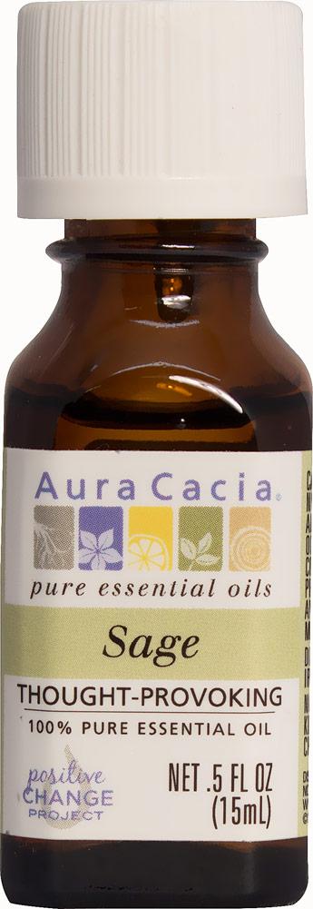 Aura Cacia Sage Essential Oil-15 ml Oil Sage Seeds, Sage Plants, Sage, Garden Sage, Herb Seeds, Herb Plants, Herbs, Garden Seed, Herb Garden
