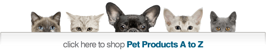 Shop Pet Products A-Z
